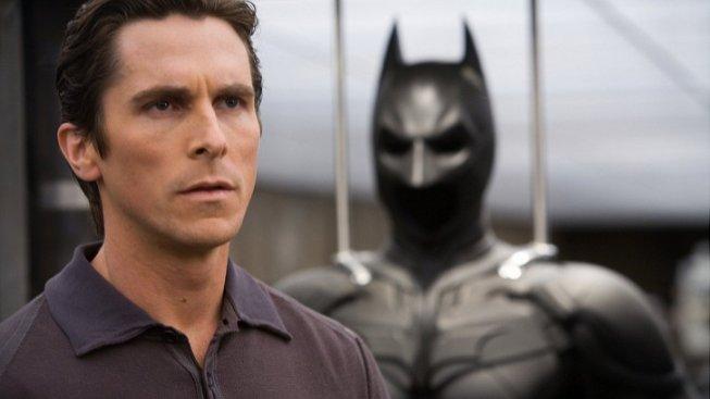Christian Bale ve filmu Temný rytíř