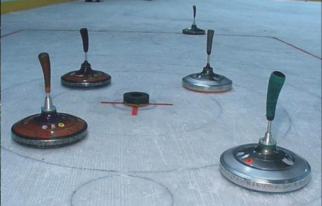 Bavorský curling