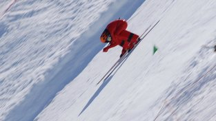 Rychlostní lyžování