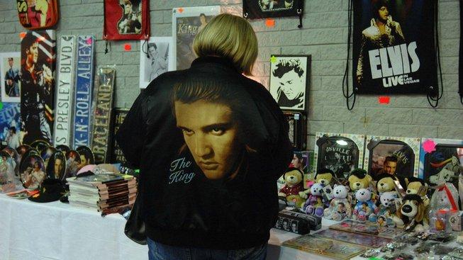 Fanoušci Elvise