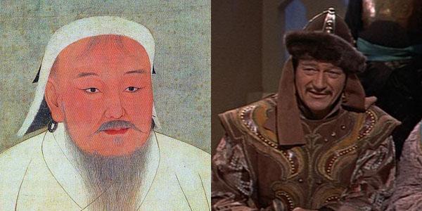 Čingischán z The Conqueror