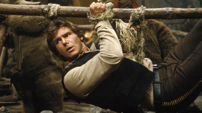 Star Wars: Epizoda VI - Návrat Jediho - Harrison Ford
