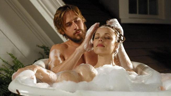 Zápisník jedné lásky - Ryan Gosling, Rachel McAdams