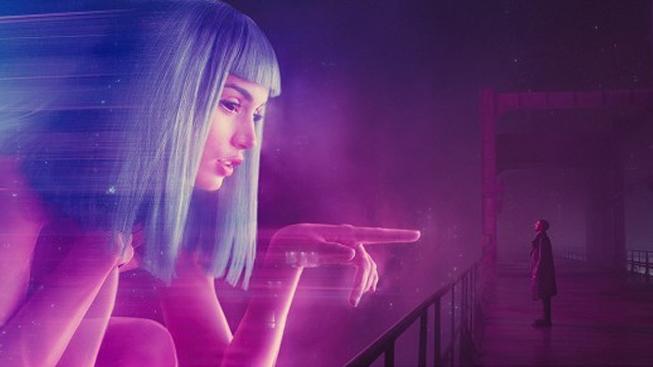 Blade Runner 2049 - Ana de Armas, Ryan Gosling