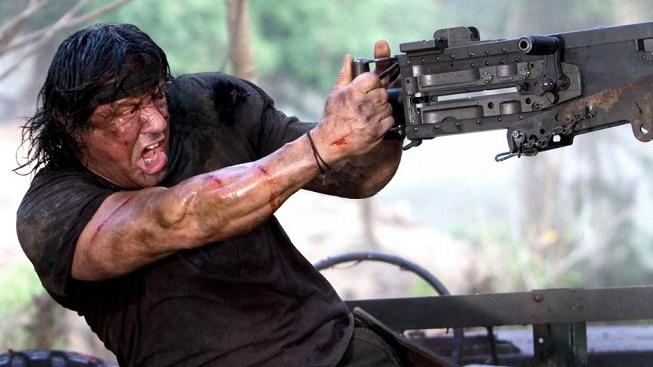 Rambo: Do pekla a zpět - Sylvester Stallone