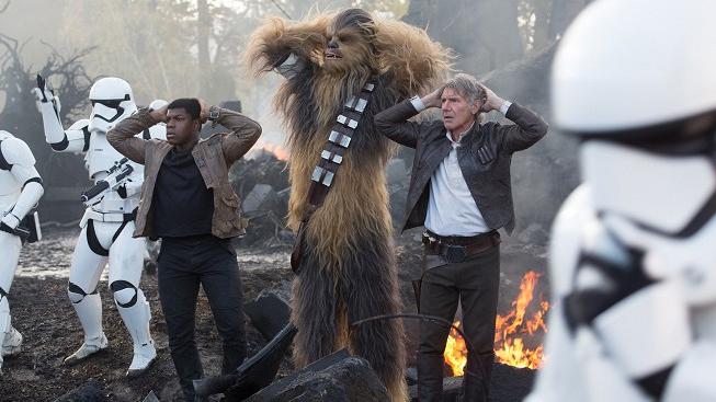 Star Wars: Síla se probouzí - John Boyega, Harrison Ford