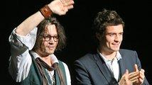 Johnny Depp, nebo Orlando Bloom? Po kom holky více šílí?