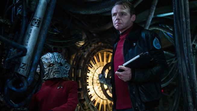 Simon Pegg - Star Trek: Do neznáma (2016)