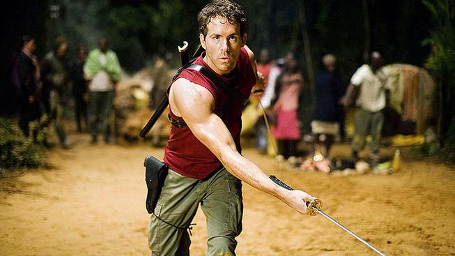 Ryan Reynolds - X-Men Origins: Wolverine (2009)
