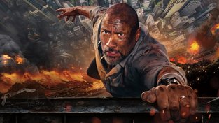 Filmové premiéry: Dwayne Johnson v hořícím mrakodrapu a volání na tísňovou linku