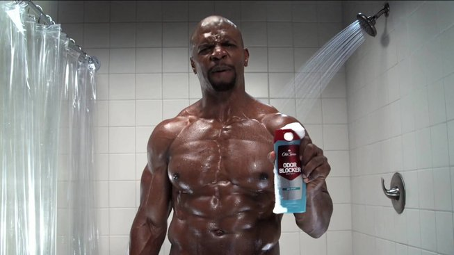Terry Crews - reklama na Old Spice