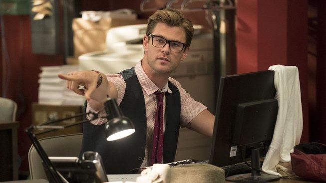 Chris Hemsworth - Krotitelé duchů