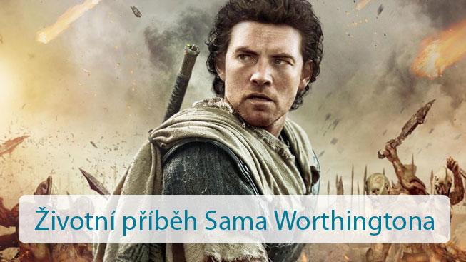 Život Sama Worthingtona