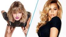 Taylor Swift, nebo Beyoncé? Která zpěvačka je vaší favoritkou?