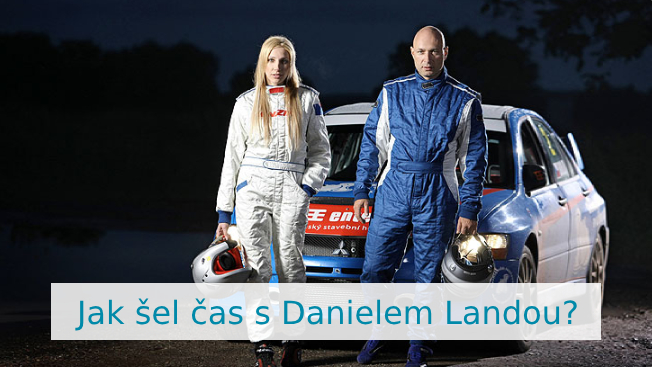 Daniel Landa - životopis