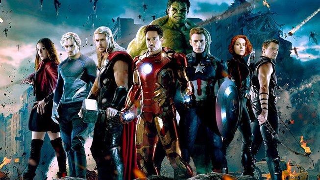 Superhrdinové od Marvelu