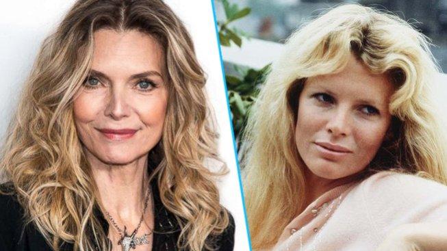 Michelle Pfeiffer a Kim Basinge