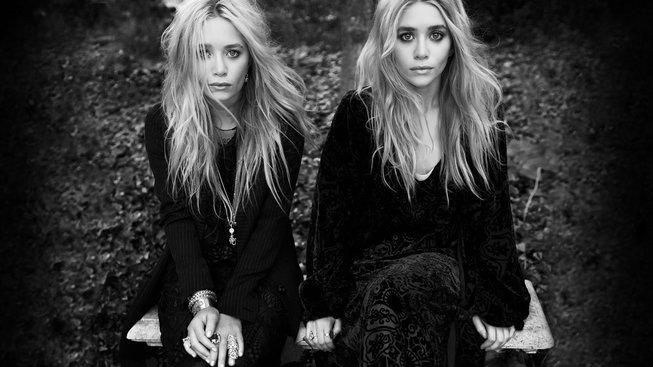 Mary-Kate a Ashley Olsenovi