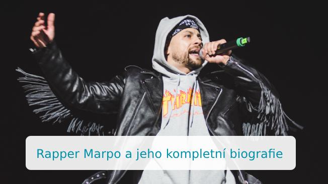 Marpo a jeho životopis