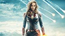 Brie Larson, představitelka superhrdinky Captain Marvel, slaví třicetiny