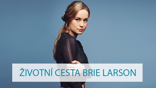 Životopis Brie Larson