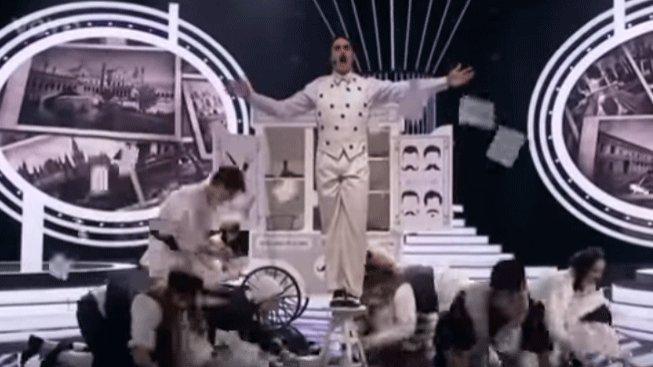 Patrik Děrgel jako Gioacchino Rossini