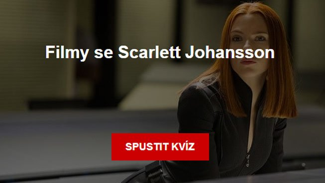 Scarlett Johansson - kvíz