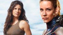 Hvězdná cesta Evangeline Lilly od Ztracených až po Wasp