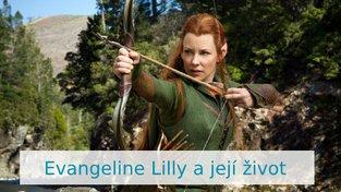Evangeline Lilly: životopis