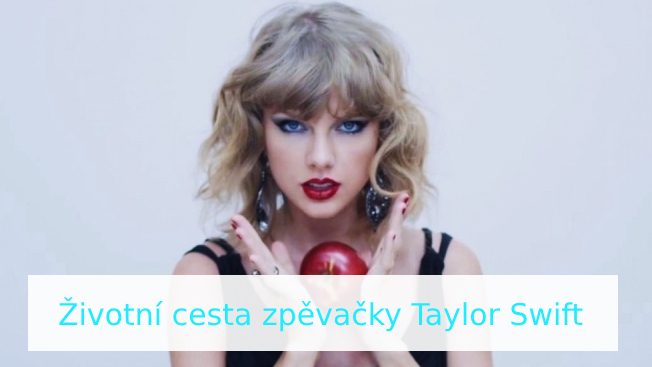 Taylor Swift: životopis
