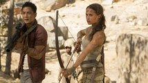 Jak se krásná Alicia Vikander stala legendární Larou Croft