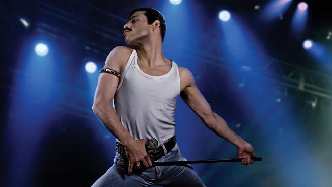 Rami Malek, představitel Freddieho Mercuryho, slaví čtyřicátiny