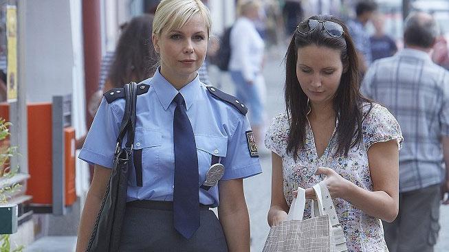 Policie Modrava - Veronika Arichteva, Jaroslava Bobková-Stránská
