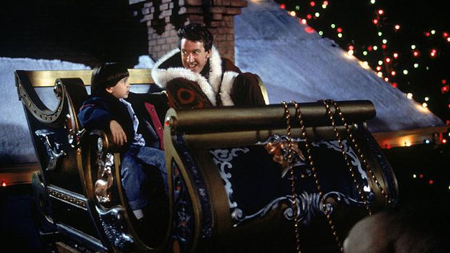 Tim Allen jako Santa Claus