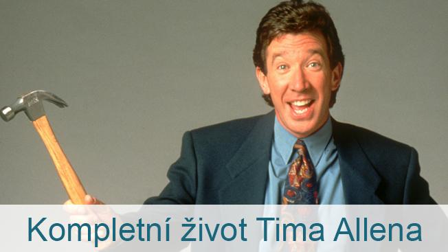 Tim Allen: Životopis