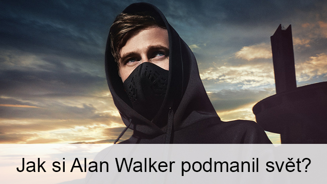 Alan Walker: životopis