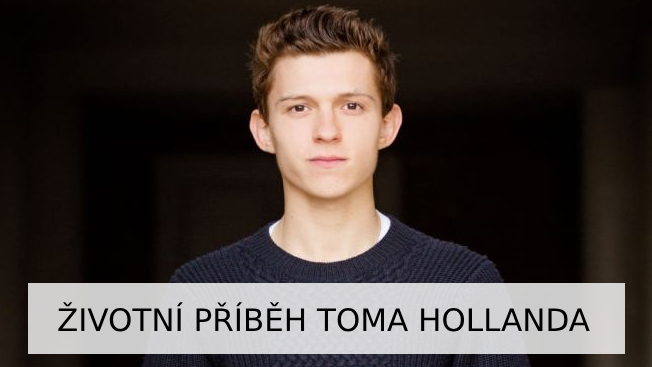 Tom Holland: životopis