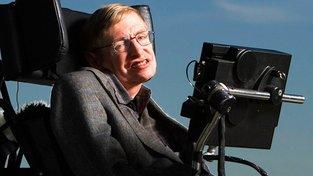 Geniální mozek a bezvládné tělo. Seznamte se se Stephenem Hawkingem.