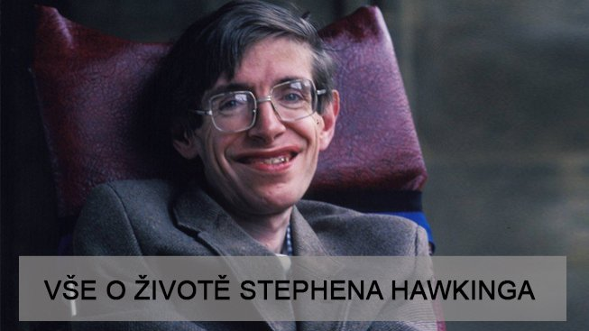 Stephen Hawking: životopis