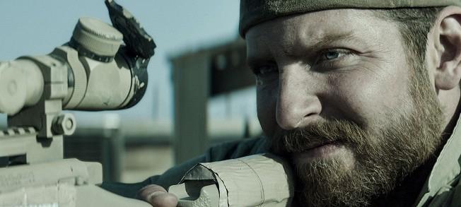 Bradley Cooper jako Americký sniper