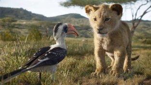 Filmové premiéry: Návrat Lvího krále a sázka dvou přátel