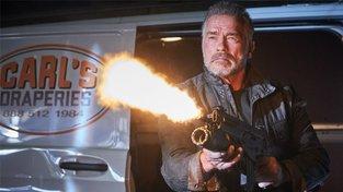 Filmové premiéry: Návrat Terminatora a aplikace přinášející smrt