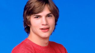 Ashton Kutcher v roce 1998
