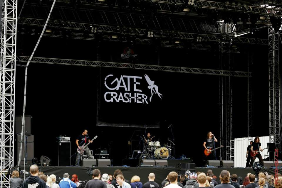 Gate Crasher