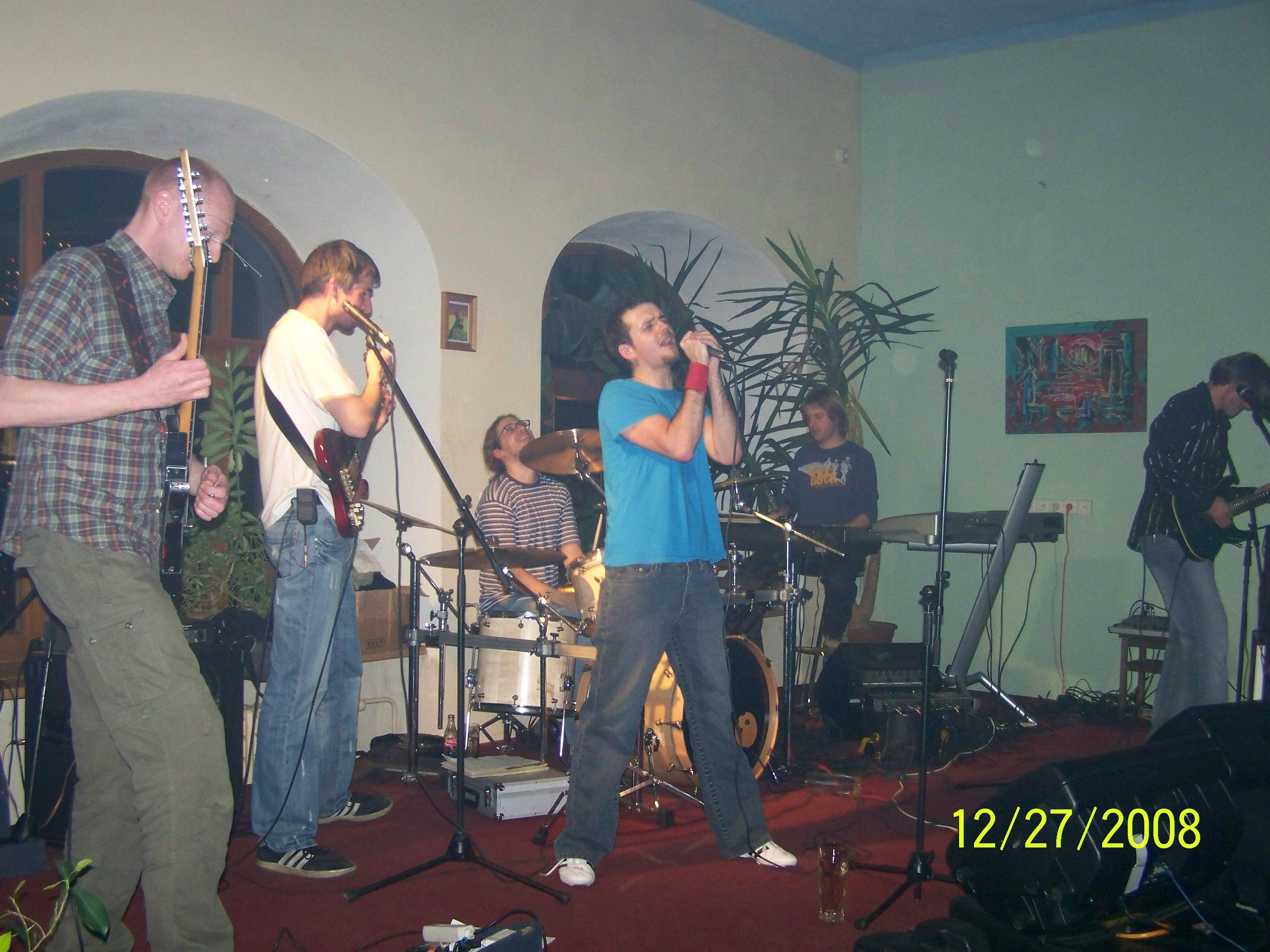 Pilsen Queen Tribute Band