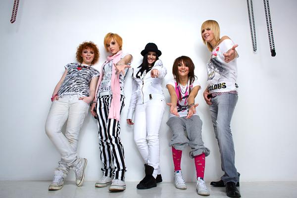 Ranetki Girls