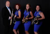 Saxharem - saxofonový kvartet