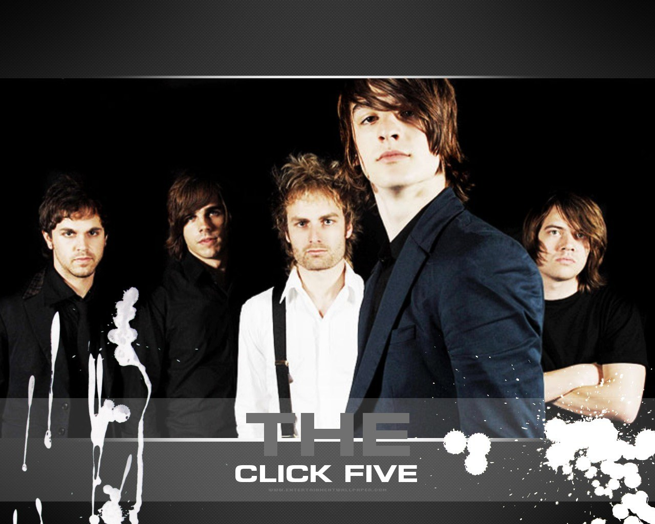 Click Five, The