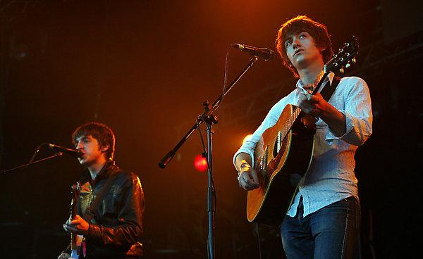 Last Shadow Puppets, The