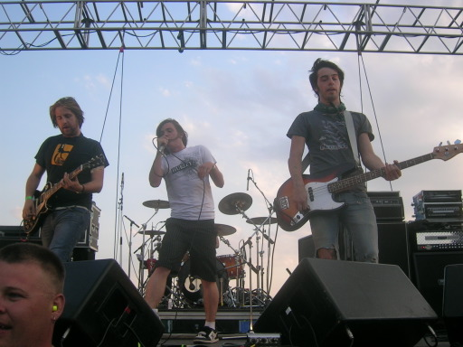 Red Jumpsuit Apparatus, The